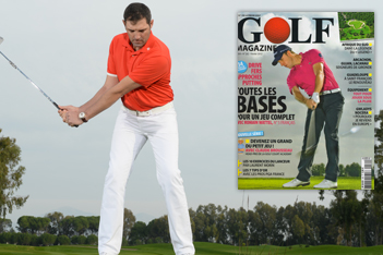 golf magazine fevrier 2012