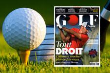 golf magazine aout 2016