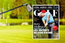 golf magazine juillet 2016