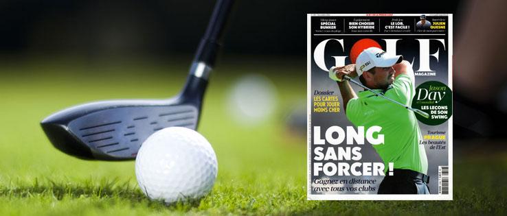 golf magazine novembre 2016