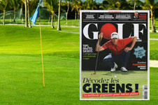 golf magazine octobre 2016